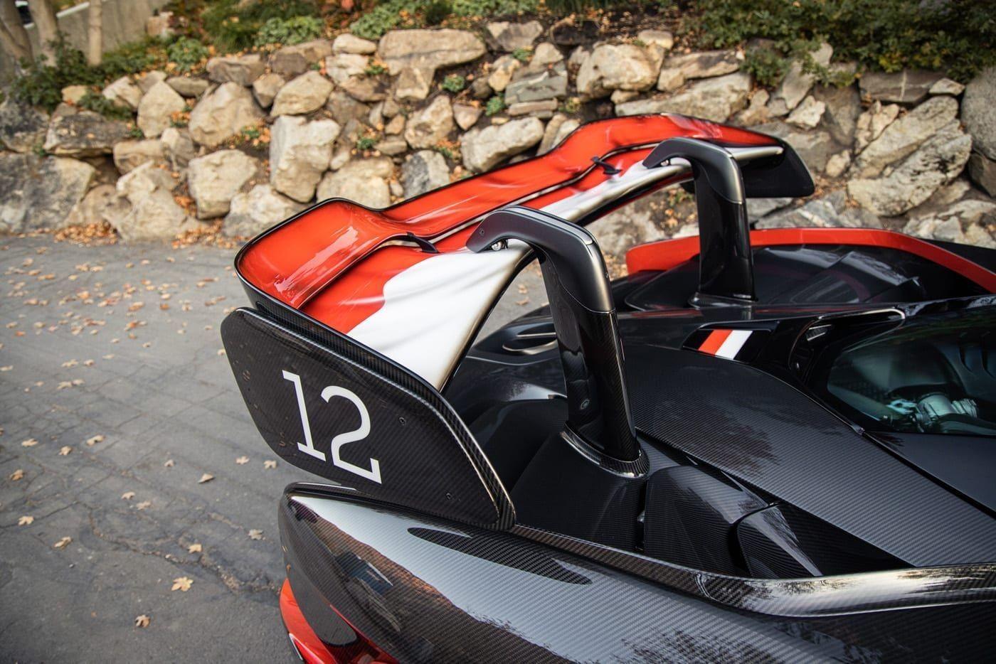 Эксклюзивный McLaren Senna XP Master of Monaco