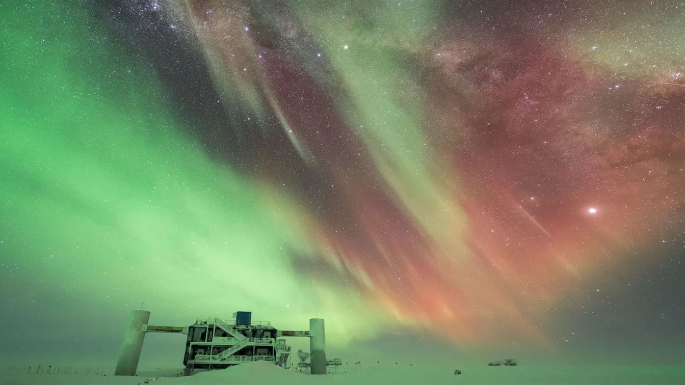 Лучшие снимки северного сияния 2020 года
