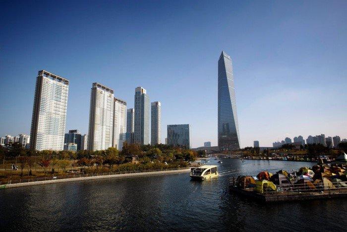 Новые города мира, которые были построены за последние 20 лет
