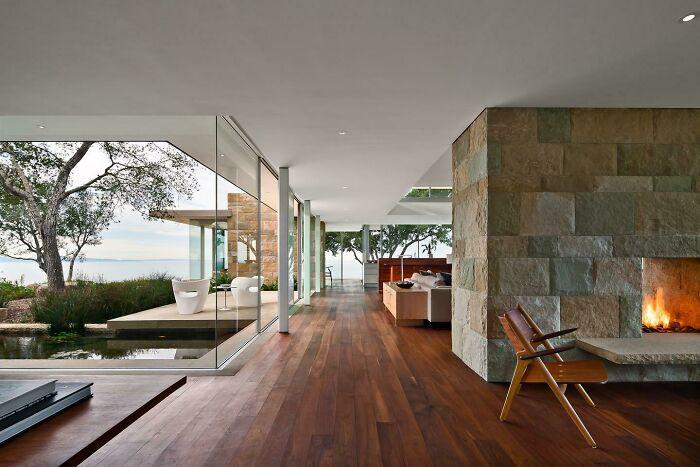 Потрясающие комнаты и интерьеры, в которых хотелось бы жить
