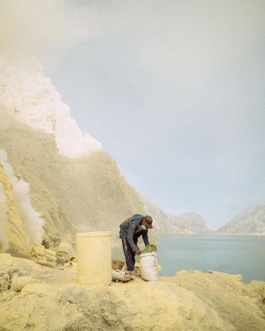 Путешествия и стиль жизни на снимках Джонатана Бертана