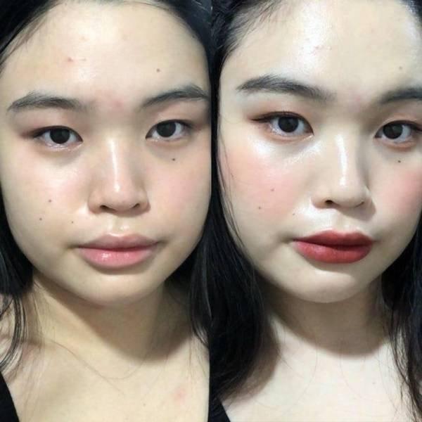 Снимки, которые свидетельствуют о магии макияжа