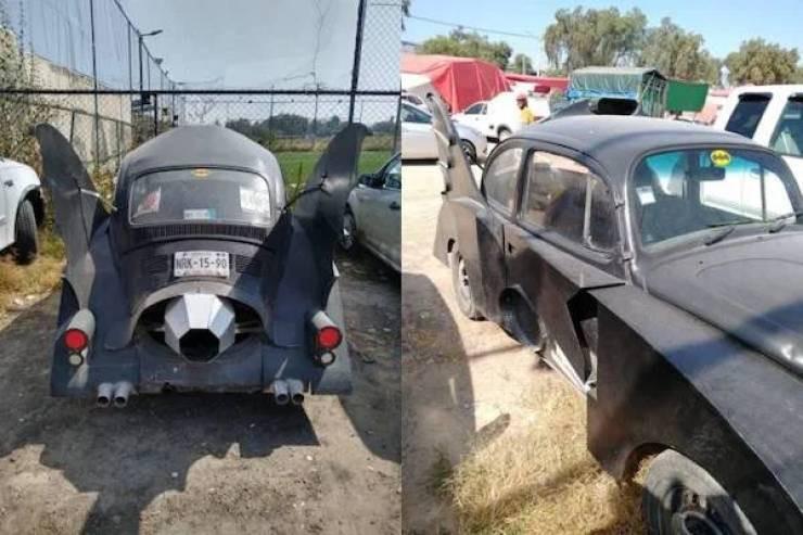 Примеры сумасшедшего тюнинга и рестайлинга