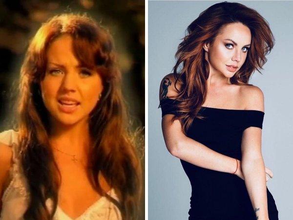Как изменились известные российские певицы из нулевых