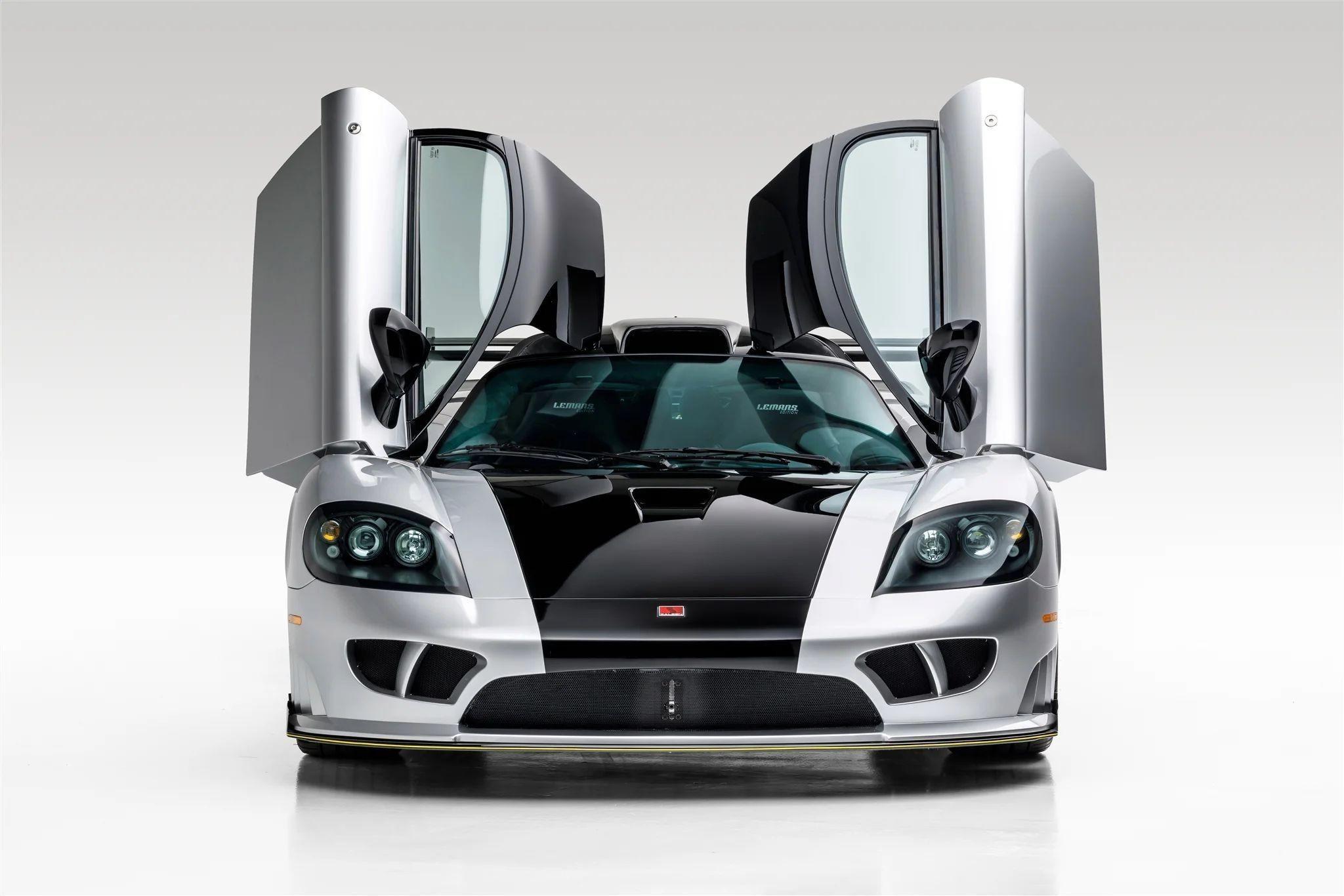 Рожденный дважды американский среднемоторный суперкар Saleen S7 LM