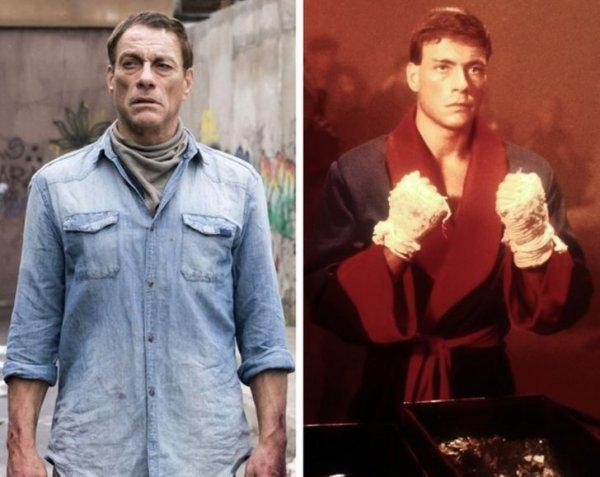 Знаменитости мирового кинематографа в молодости и сейчас