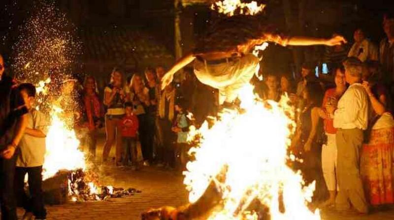 Новогодние ритуалы на счастье из разных стран мира