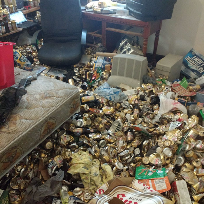 Они вывели беспорядок в комнате на совершенно другой уровень
