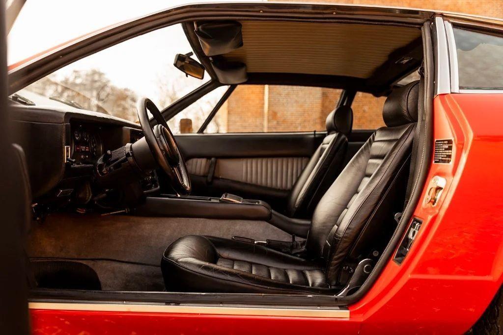 Африканский ураган Maserati Khamsin с тремя вариантами задней части
