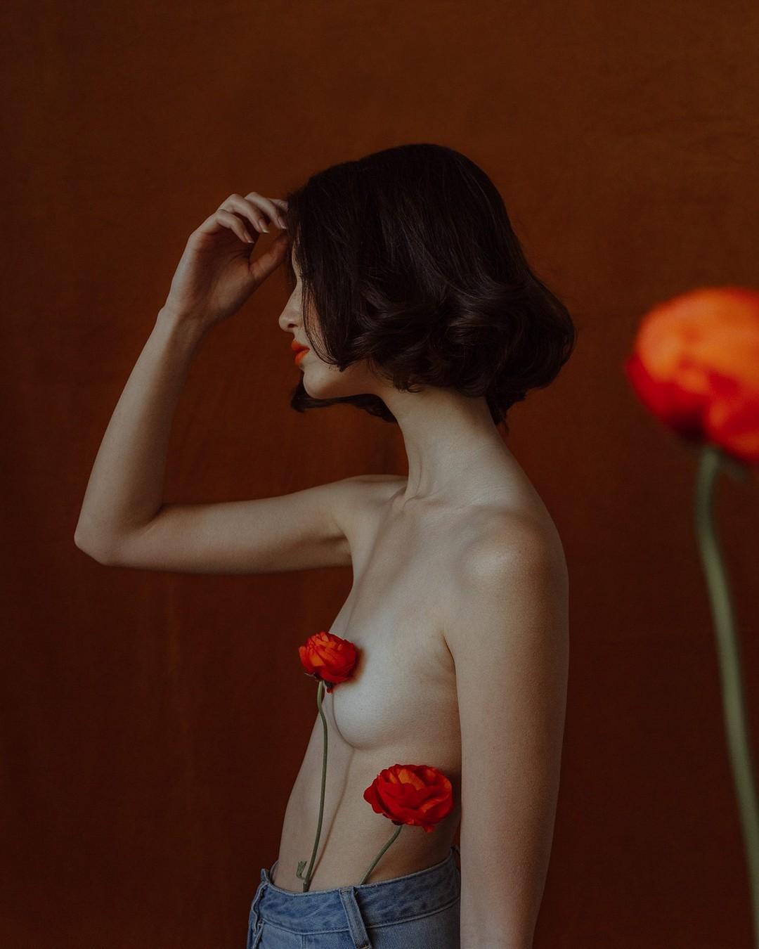 Чувственные снимки девушек от Кэтрин Брук