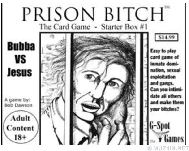 Странные и оскорбительные настольные игры, которые действительно существуют