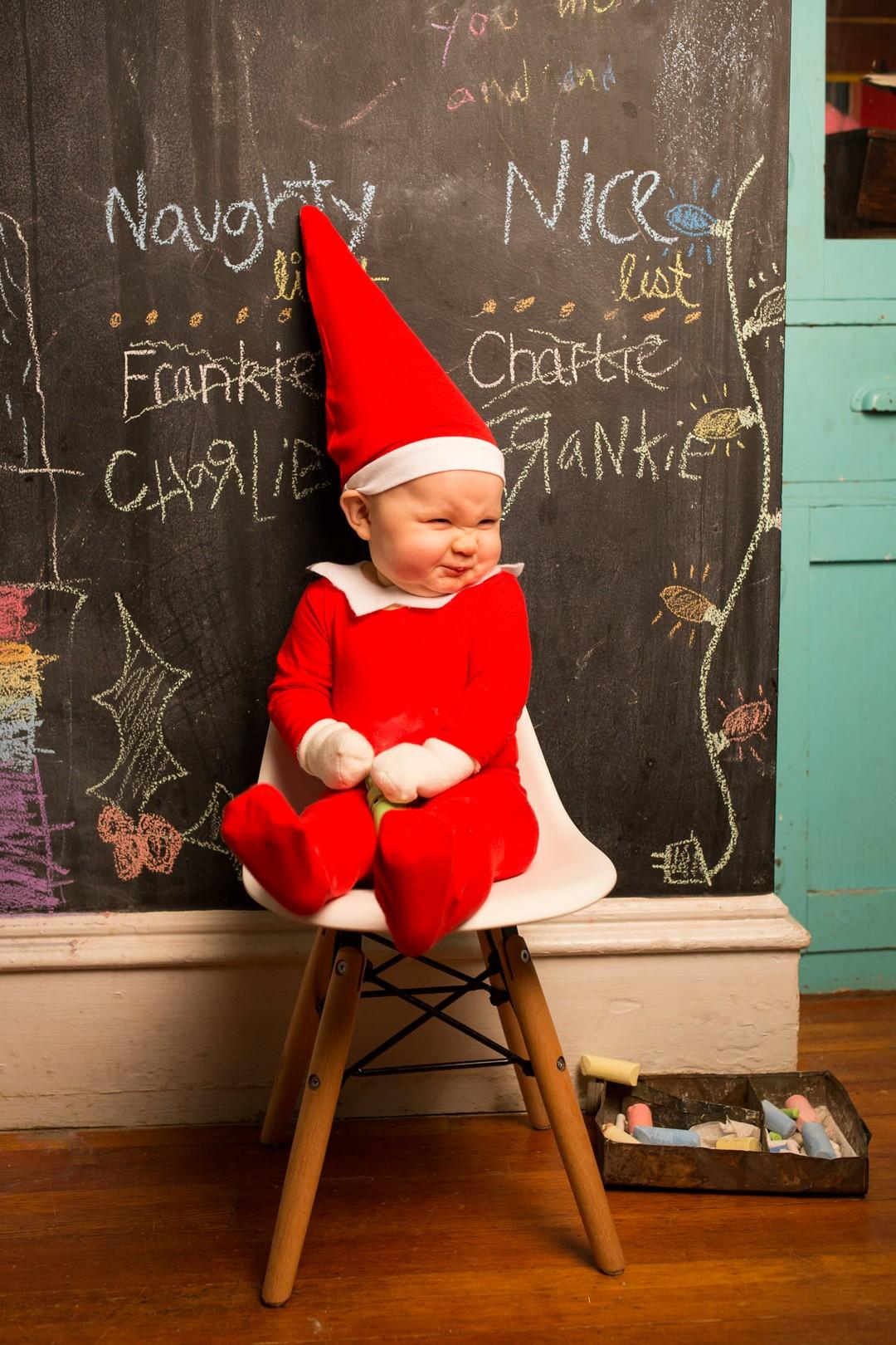 Забавные снимки девятимесячного малыша от мамы из США