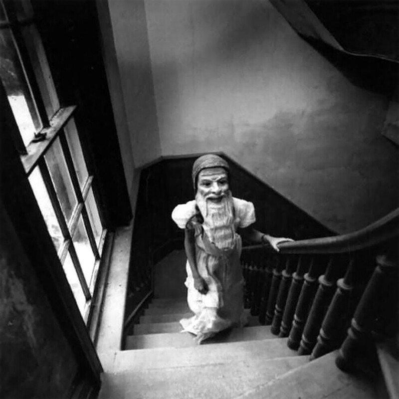Американский фотограф собрал коллекцию детских кошмаров