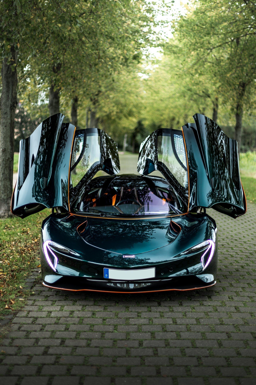 Быстрейший McLaren Speedtail продают в Германии