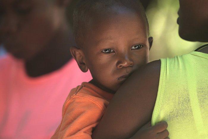 Как проходит детство африканских детей?