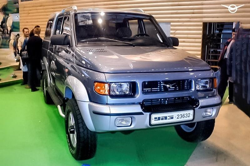 Концепты автомобилей УАЗ, которые не были поставлены на конвейер