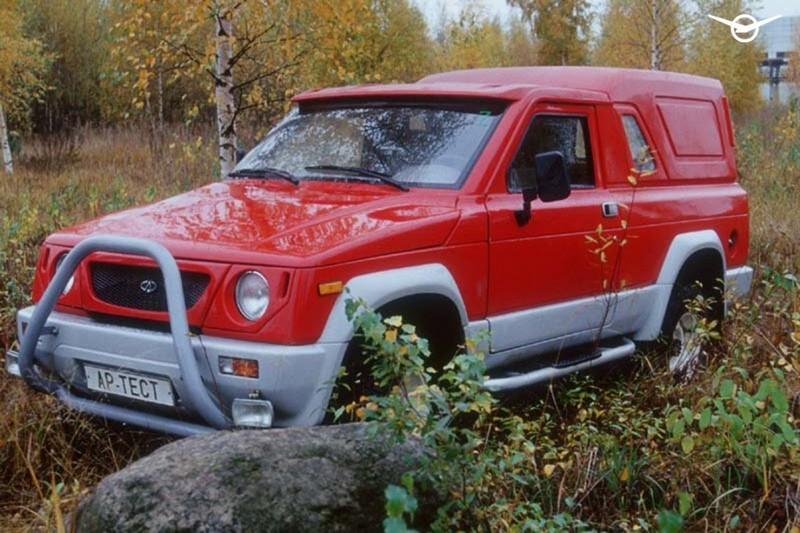 Концепты автомобилей УАЗ, которые не были поставлены на конвейер Авто/Мото