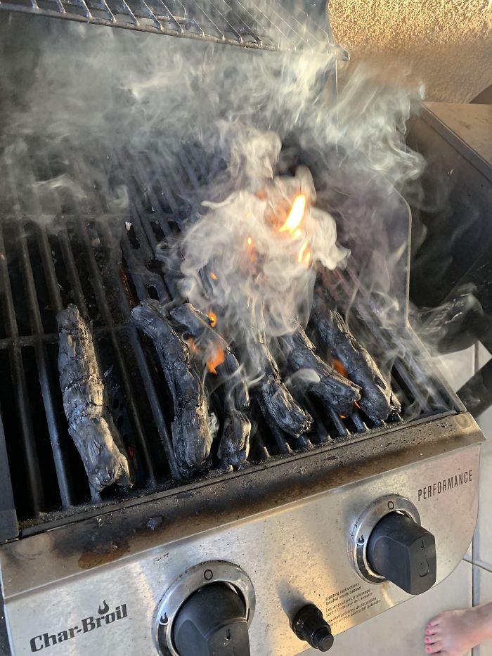 Кулинарные провалы начинающих поваров