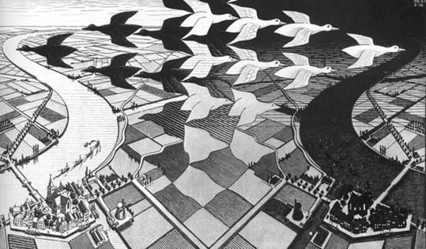 Подборка оптических иллюзий, которые могут сломать мозг