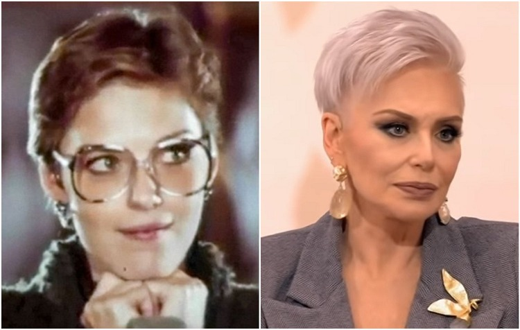 Российские знаменитости в молодости, которых трудно узнать