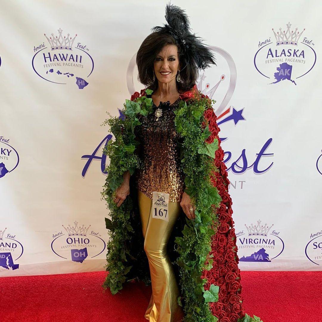61-летняя американка стала королевой красоты
