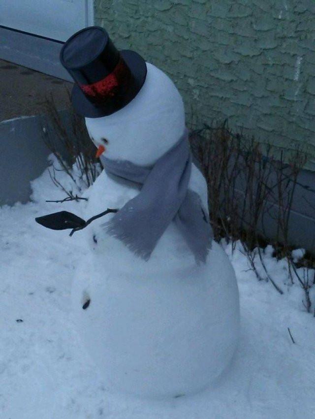 Красноречивые признаки зимы на снимках