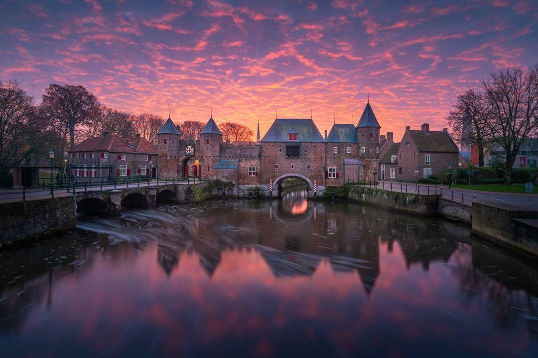 Великолепные пейзажные снимки от Альберта Дроса