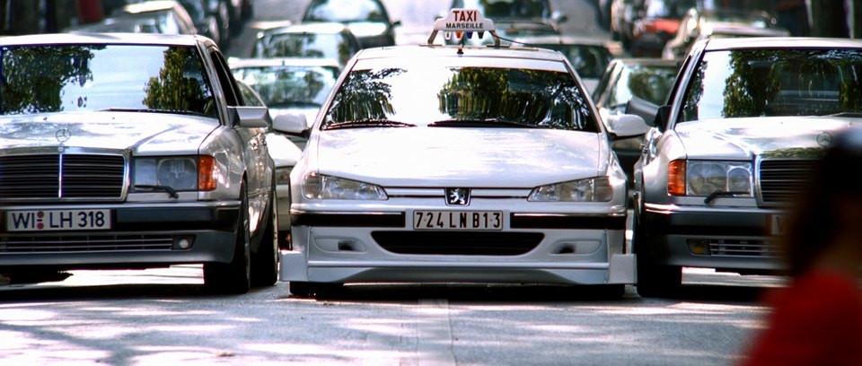 Несколько любопытных фактов про фильм Такси
