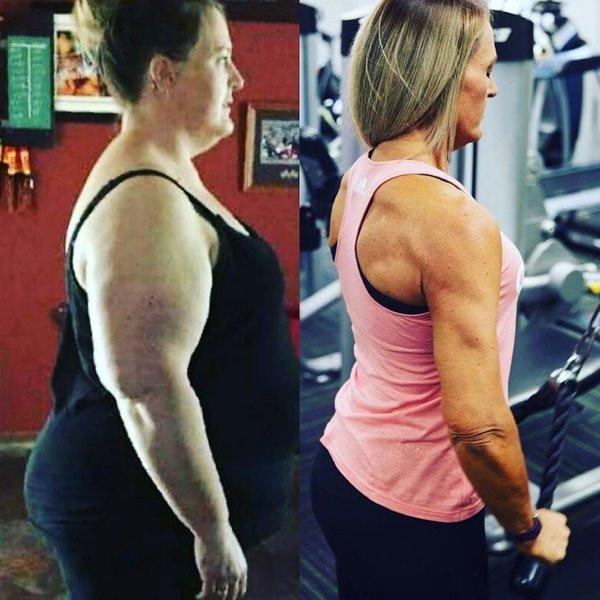 Люди, которые захотели и смогли похудеть