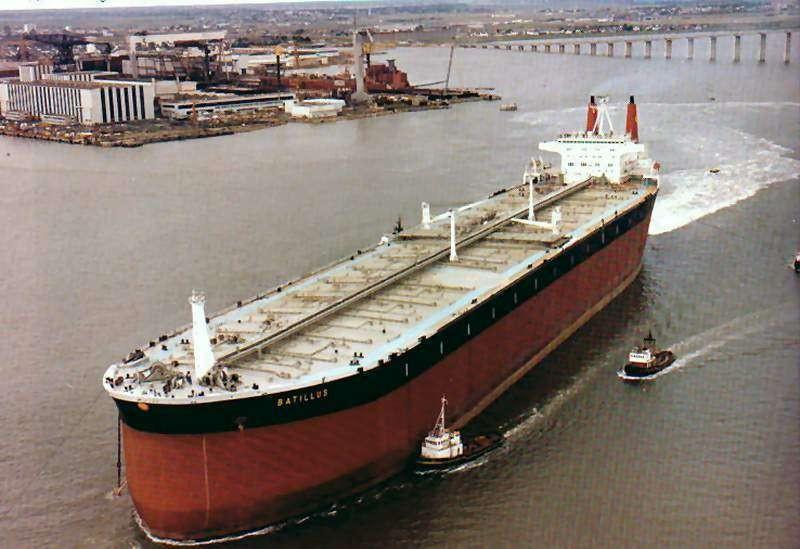 По-настоящему огромные современные корабли мира