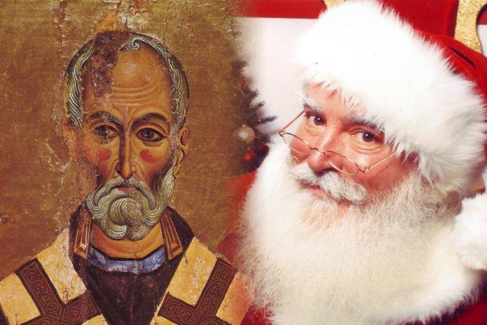 Почему Николай Чудотворец – это Санта-Клаус?