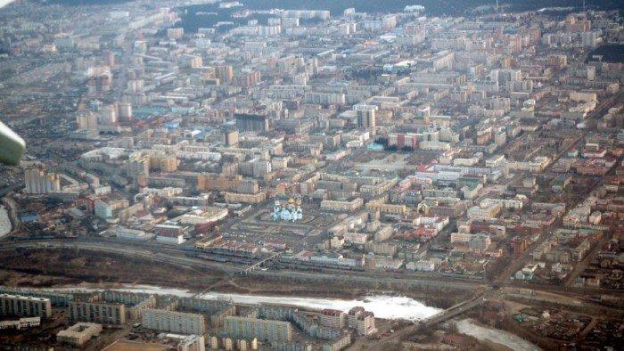 Российские города, построенные заключенными и каторжниками
