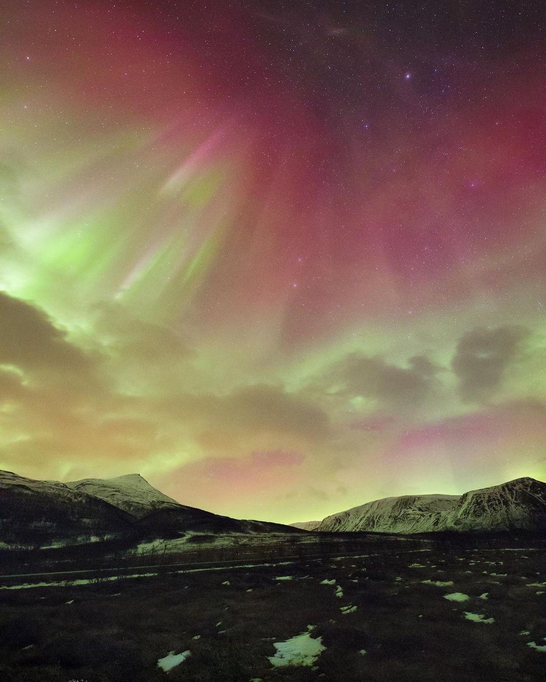 Красота ночного неба на снимках Адриена Луи Модуита