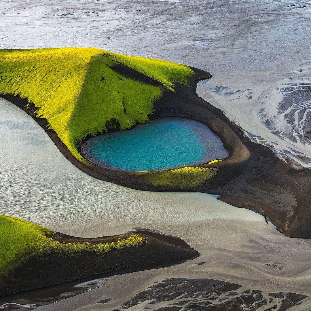 Природа и путешествия на снимках Юрие Белегурски