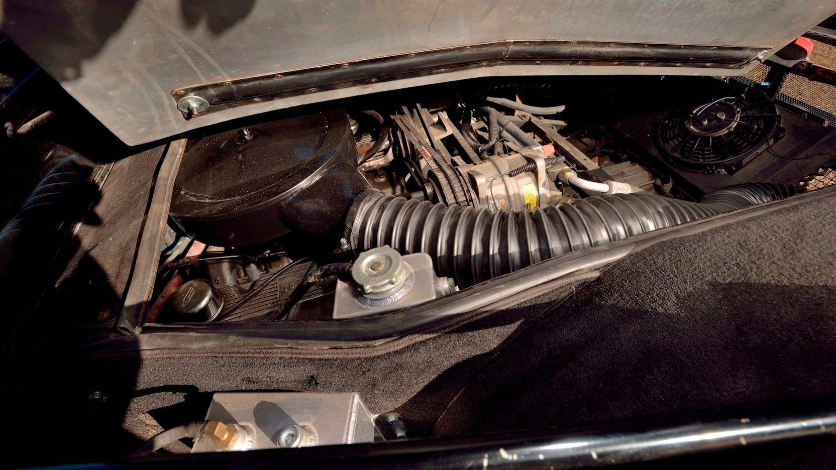 Спорткар De Tomaso Mangusta Shelby Mk V Prototype 1969 года