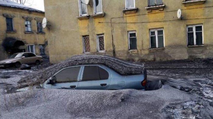 Пять самых загрязнённых городов России