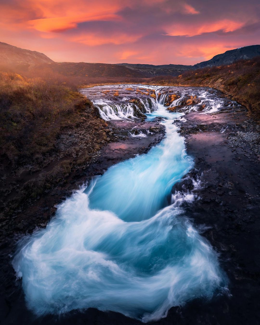 Атмосферные пейзажные снимки от Филиппа Хребенда Природа