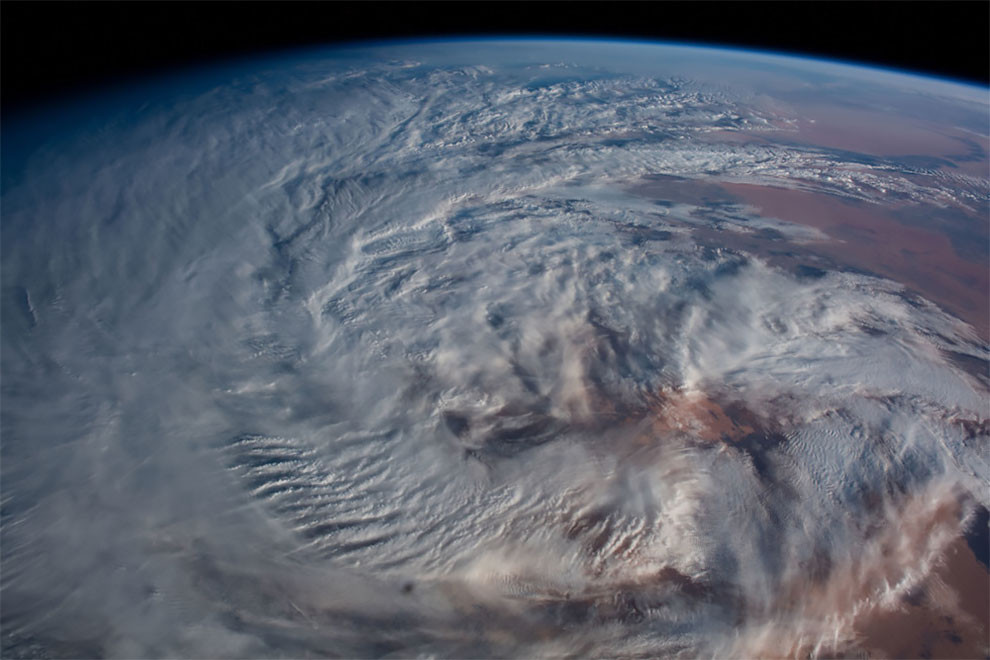 Лучшие снимки от НАСА за 2020 год