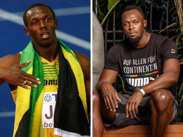 Российские и зарубежные спортсмены после завершения своей карьеры
