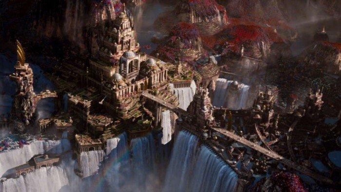 Самые невероятные фантастические города из фильмов
