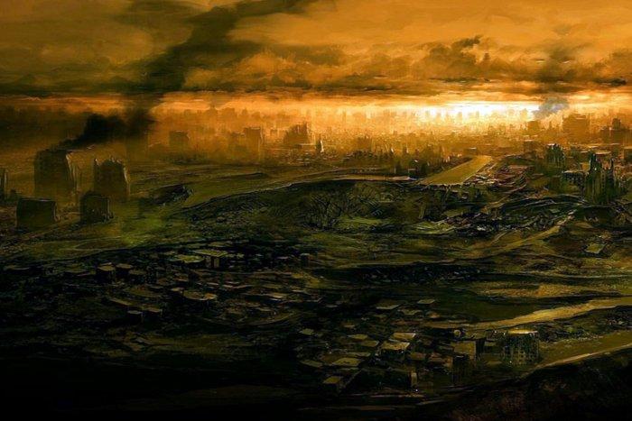 Что случится, если ударить ядерной бомбой по Йеллоустоуну