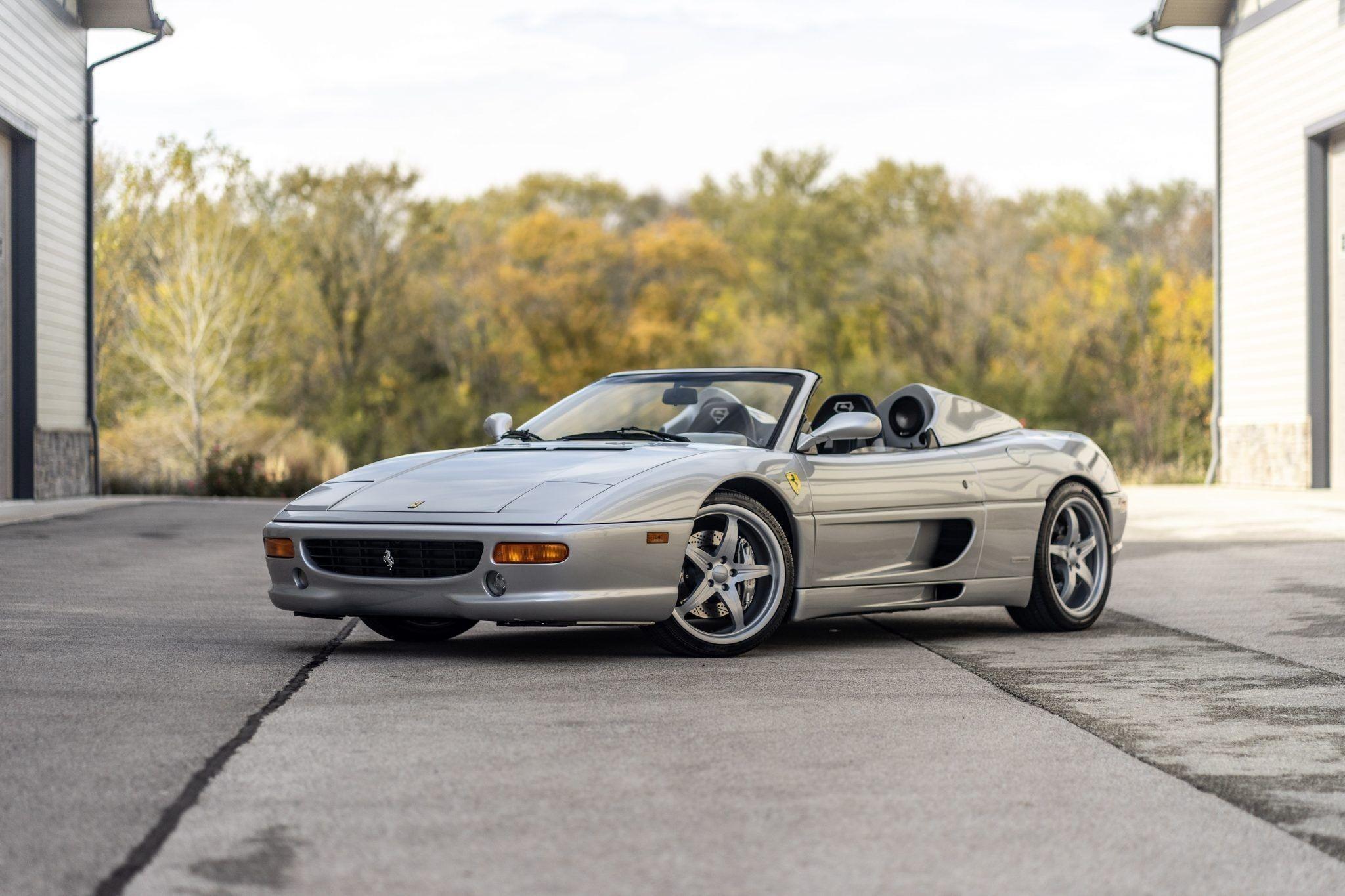 Ferrari для больших парней, принадлежавший Шакилу О'Нилу