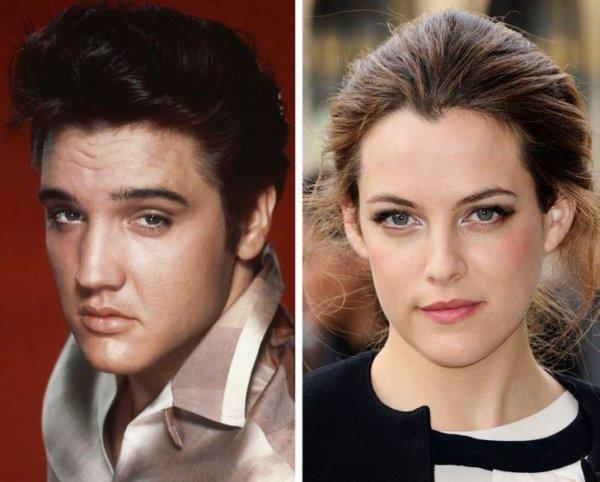 Как выглядят внуки и внучки некоторых знаменитостей прошлого