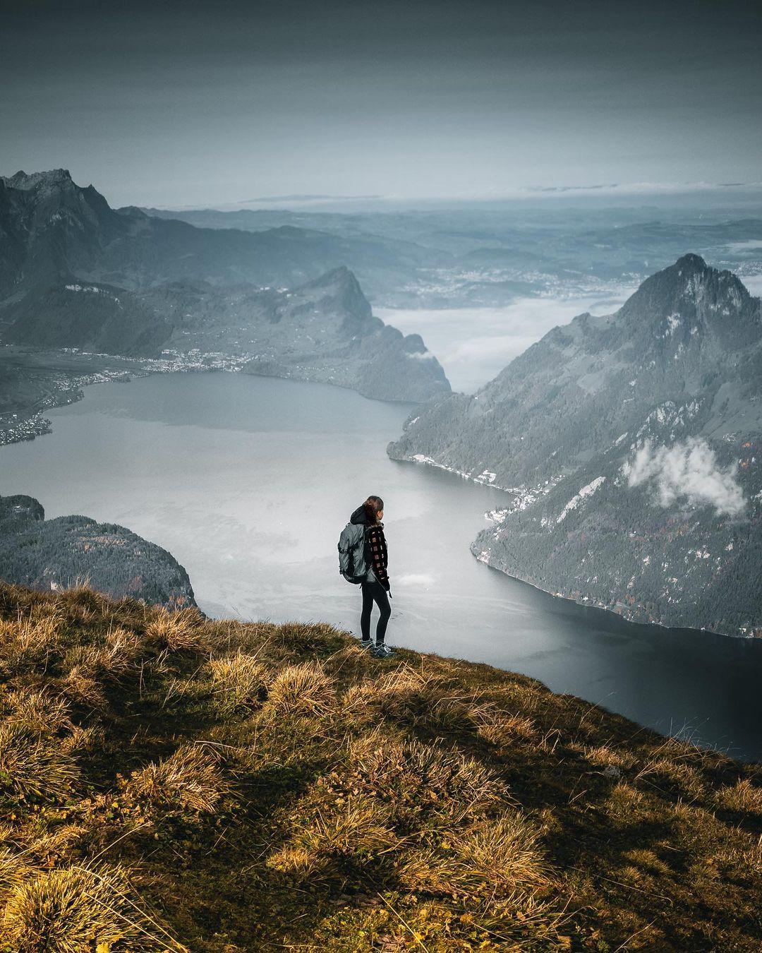 Пейзажи и путешествия на снимках Юрга Хостеттлера