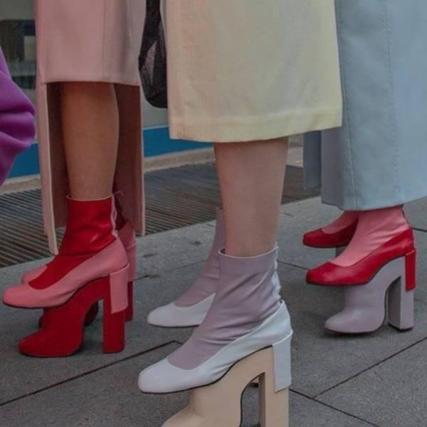 Странные модники, которые знают особый секрет стиля