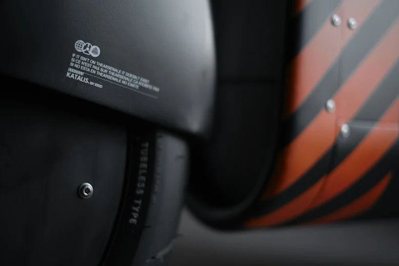 Katalis EV.1000 — индо-французский проект электрического мотоцикла