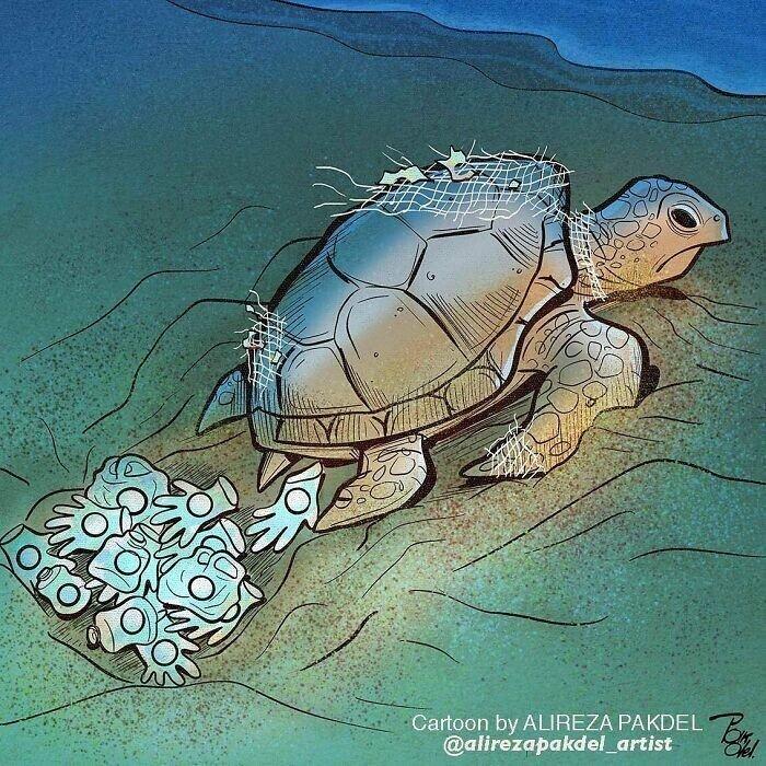 Честные иллюстрации о недостатках современного общества