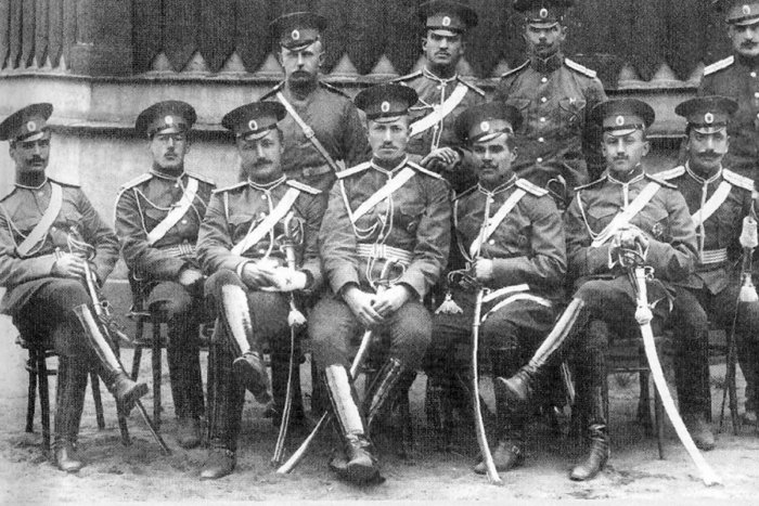 Как развлекались офицеры Российской империи
