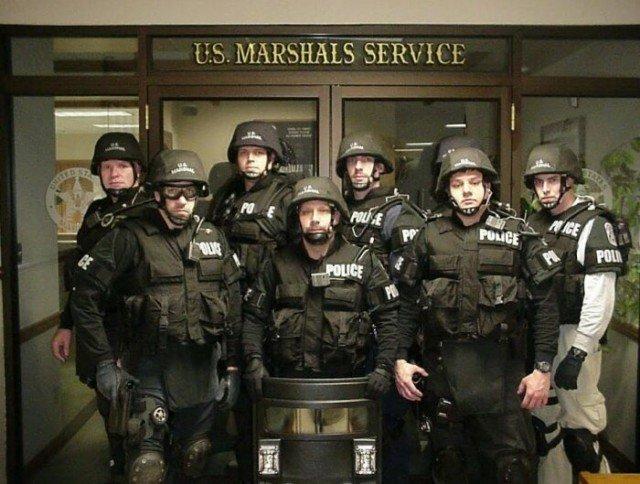 Для чего в США нужны маршалы, и чем они занимаются?