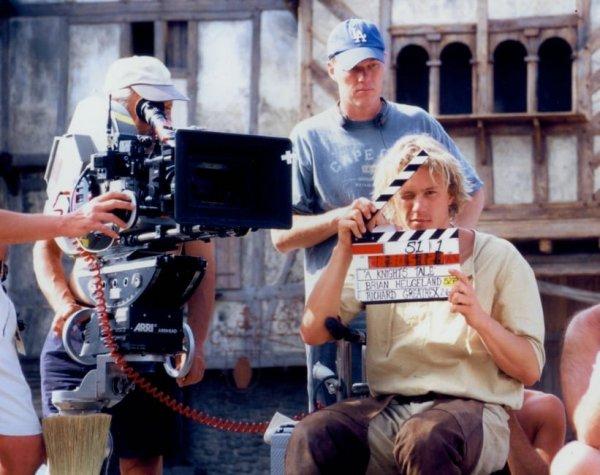 Кадры со съёмок фильмов, которым в этом году исполняется 20 лет